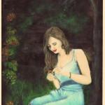 Gretchen aus Faust, Gemälde