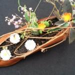 Bepflanzter Schuh