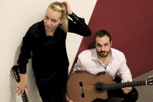 Judith Beckedorf & Gianluca Calivà Presse 3