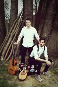 Das Folk/Pop Duo aus Dresden