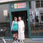 Im Sommer durfte ich Siri Silke Lichtenberger in der Buchbar begrüßen